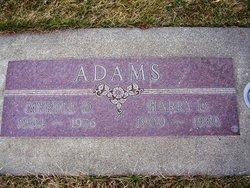 Myrtle Delilah <I>Parke</I> Adams