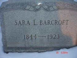 Sara Lucretia <I>Fisher</I> Barcroft