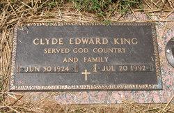 """Clyde Edward """"Jack"""" King"""