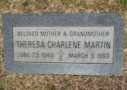 """Theresa Charlene """"Charlene"""" Martin"""