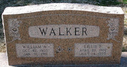 Lillie Fay <I>Hokett</I> Walker