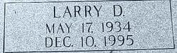 Larry D Clevenger