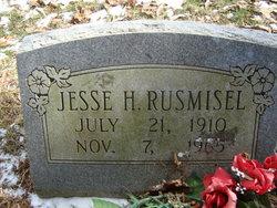Jesse H Rusmisel