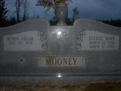 Lucille <I>Rowe</I> Mooney
