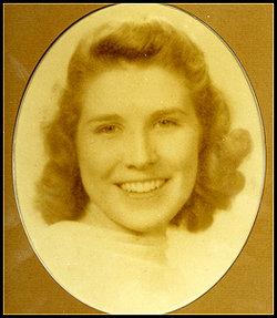 Elizabeth Mary <I>McGill</I> Angé
