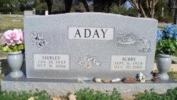 Aubry Ray Aday