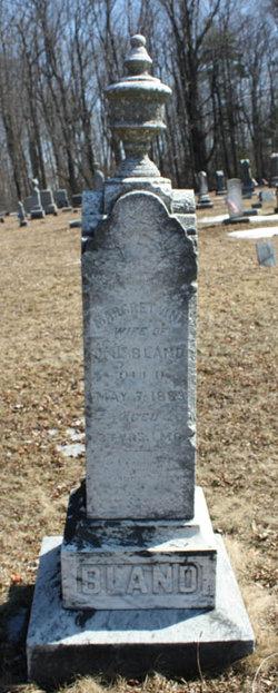 Margaret A. <I>Lodge</I> Bland