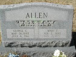 George Curtis Allen