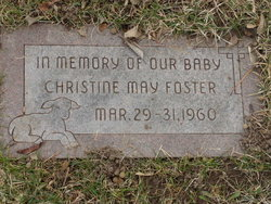 Christine May Foster