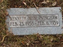 Kenneth M Burningham