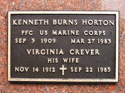 Kenneth Burns Horton