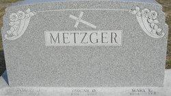 Oscar D. Metzger
