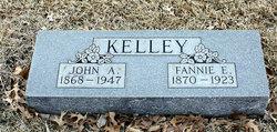 Fannie E <I>Hood</I> Kelley