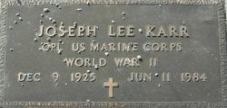 Joseph Lee Karr
