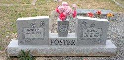 Mildred <I>Hobbs</I> Foster