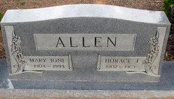 Mary Ioni <I>Crump</I> Allen