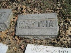 Martha Unknown