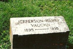 Jefferson Henry Vaughn