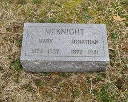 Mary <I>Rice</I> McKnight