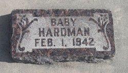Baby Hardman