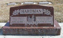 Harold James Hardman