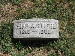 """Col Charles G. """"Carl"""" Stifel"""