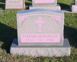 Elizabeth <I>Depweg</I> Borger