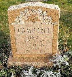 Lois <I>Feeney</I> Campbell