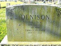 Emma F <I>Sturmer</I> Denison