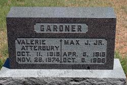 Max J Gardner Jr.