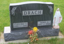 Doris A Drach 1917 2001