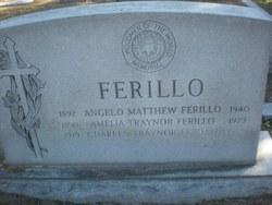 Amelia <I>Traynor</I> Ferillo