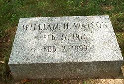 William Howard Watson