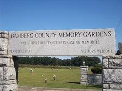 Bamberg County Memory Gardens