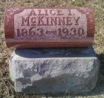 Alice I. <I>Jenkins</I> McKinney