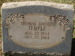 Thomas Hayden Temple