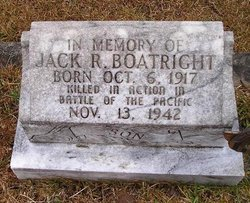 Jack Robert Boatright
