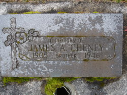 James Albert Cheney