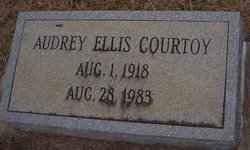 Audrey <I>Ellis</I> Courtoy
