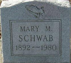 Mary M. Schwab