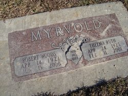 Thelma Ruth <I>McGlade</I> Myrvold