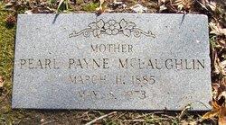 Pearl <I>Payne</I> McLaughlin