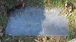 William H Hathaway, Sr