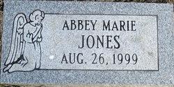 Abbey Marie Jones