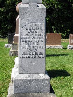 Samuel Abernethy