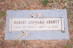 Robert Leonard Abbott