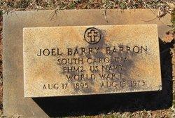 Joel Barry Barron