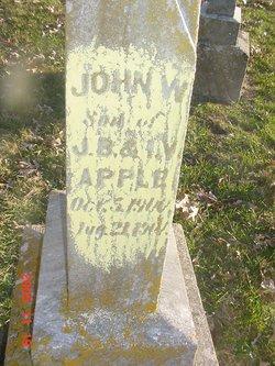 John W. Apple