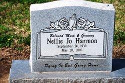 Nellie Jo <I>Carson</I> Harmon