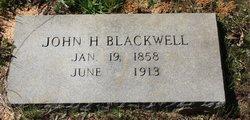 John Henry Blackwell